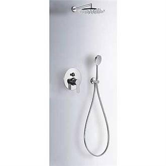 Kit de ducha monomando empotrado BM-TRES