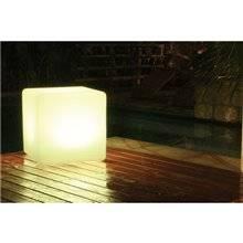 Esfera decorativa exterior con luz LED KOKIDO