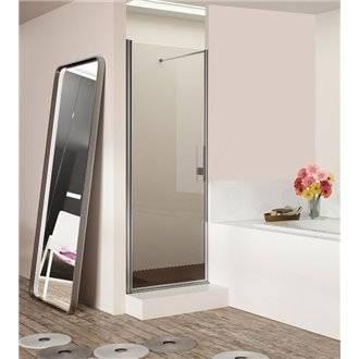 Mampara frontal puerta abatible SA500 Kassandra