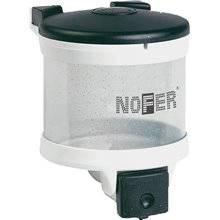 Dosificador de jabón transparente Basic Nofer