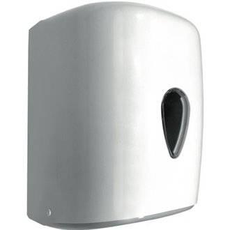 Dispensador de papel mecha ABS blanco NOFER