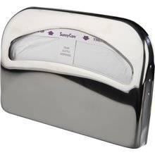 Dispensador de aros higiénicos acero brillo NOFER