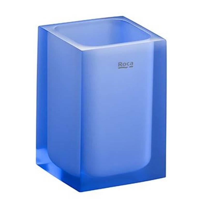 Vaso de encimera Ice Roca azul