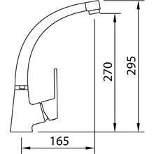 Grifo para fregadero S12 Xtreme