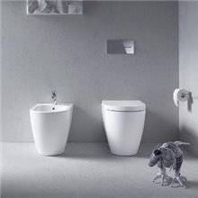 Bidé suspendido 2nd floor Duravit
