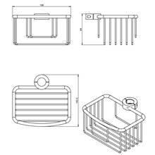 Container cesta arquitecto COSMIC