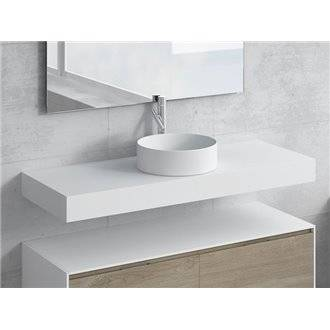 Conjunto encimera+lavabo ACIS NATUGAMA