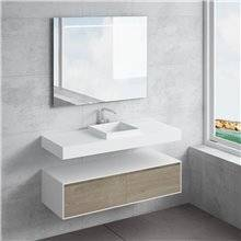 Conjunto encimera+lavabo CAMENA NATUGAMA