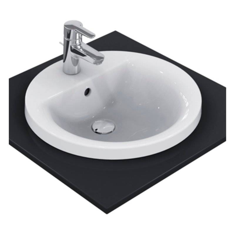 Lavabo encastrado redondo 48 CONNECT Ideal Standard