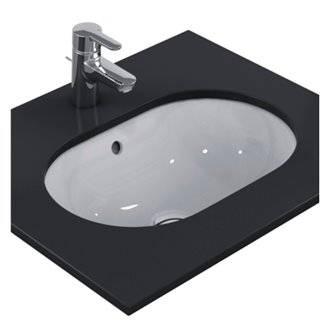 Lavabo bajo encimera ovalado 48 CONNECT Ideal Standard