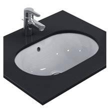 Lavabo bajo encimera ovalado 62 CONNECT Ideal Standard