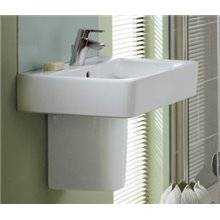 Lavabo mural 55 compacto CONNECT Ideal Standard