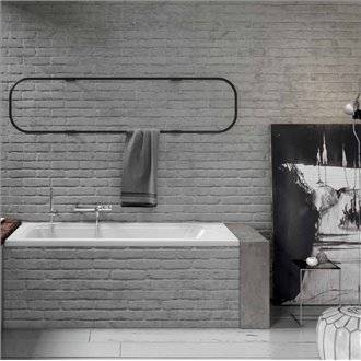 Bañera Gb 160x70 cm con estructura b10