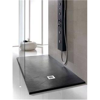 Plato de ducha SOFT Negro a medida