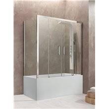 Mampara angular bañera 2 correderas AKTUAL GME