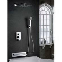 Conjunto de ducha Imex Formentera