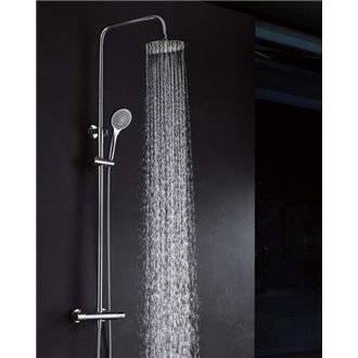 Columna de ducha termostática Imex Creta