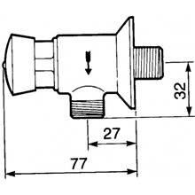 Grifo urinario PRESTO 12 A