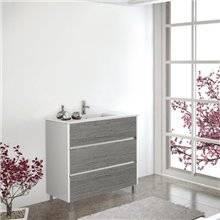 Mueble con lavabo Combi Imperia TEGLER