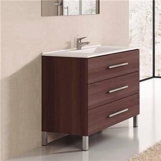Mueble con lavabo Fresno Tea Ribera TEGLER
