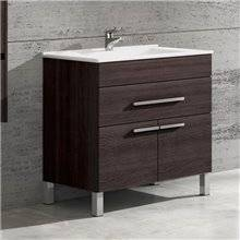 Mueble con lavabo Roble Sinatra Bahía TEGLER
