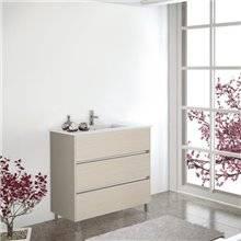 Mueble con lavabo Crema Imperia TEGLER