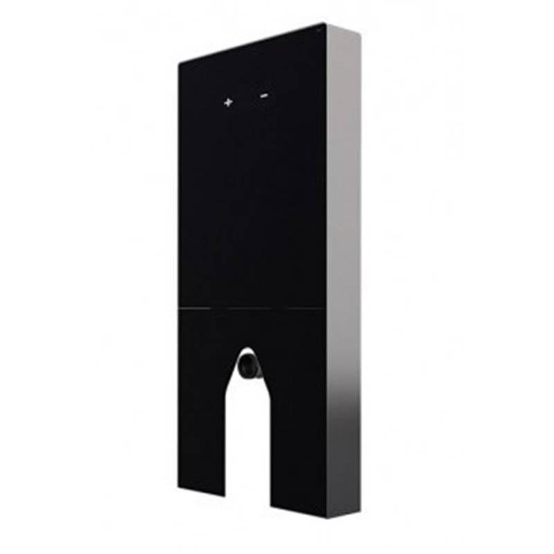 Cisterna monolito QR-INOX Floor No-Touch OLI