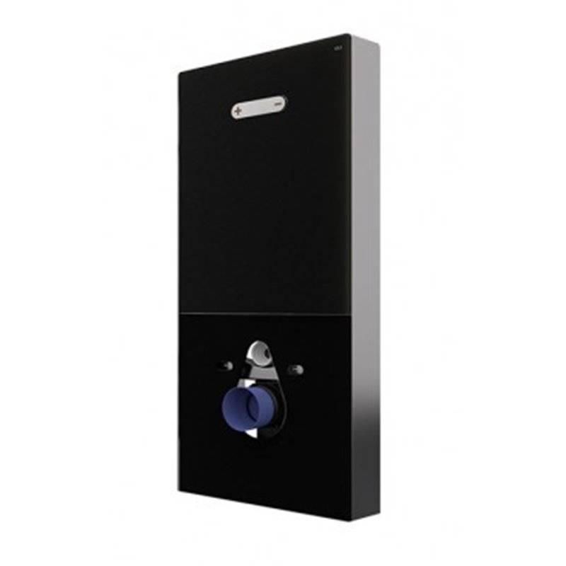 Cisterna monolito QR-INOX Susp Botón OLI