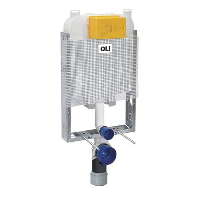 Cisterna empotrada oli74 plus simflex mec nico 601932 - Cisterna empotrada ...