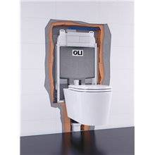 Cisterna empotrada OLI74 PLUS Simflex Mecánico
