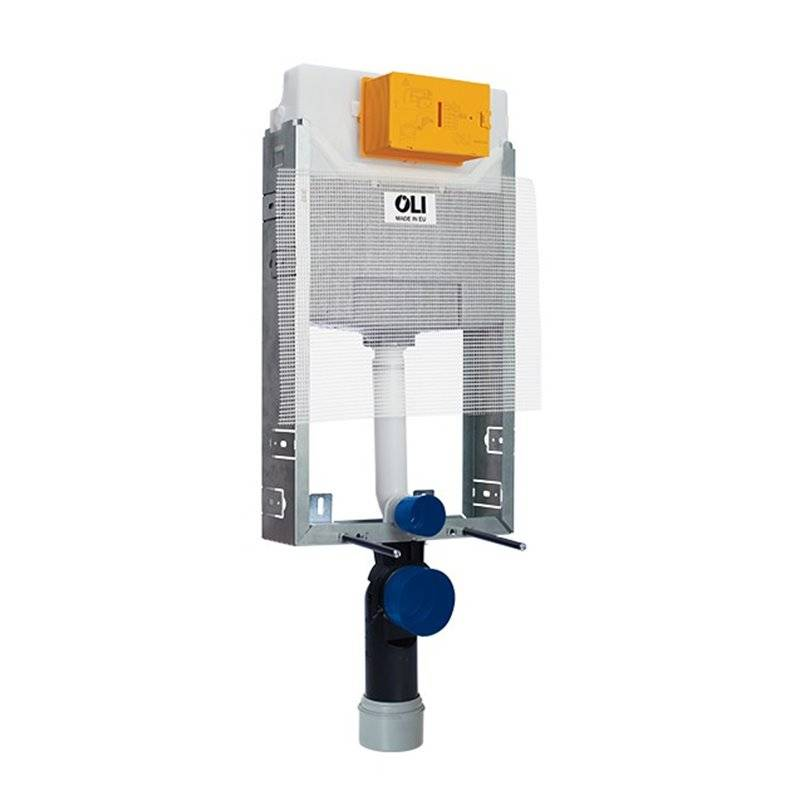 Cisterna empotrada OLI120 PLUS Simflex Mecánico