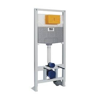 Cisterna empotrada OLI120 PLUS Sanitarblock Autoportante Hidroboost