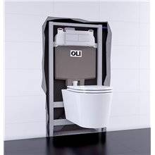 Cisterna empotrada OLI74 PLUS Sanitarblock Electrónico