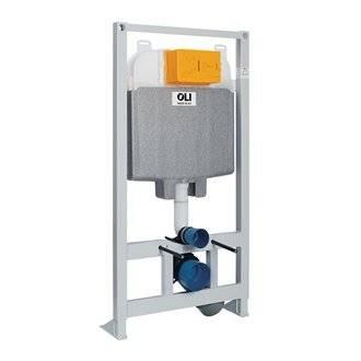 Cisterna empotrada OLI74 PLUS Sanitarblock Autoportante Electrónico
