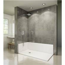 Panel pared baño RESITEC ROCK